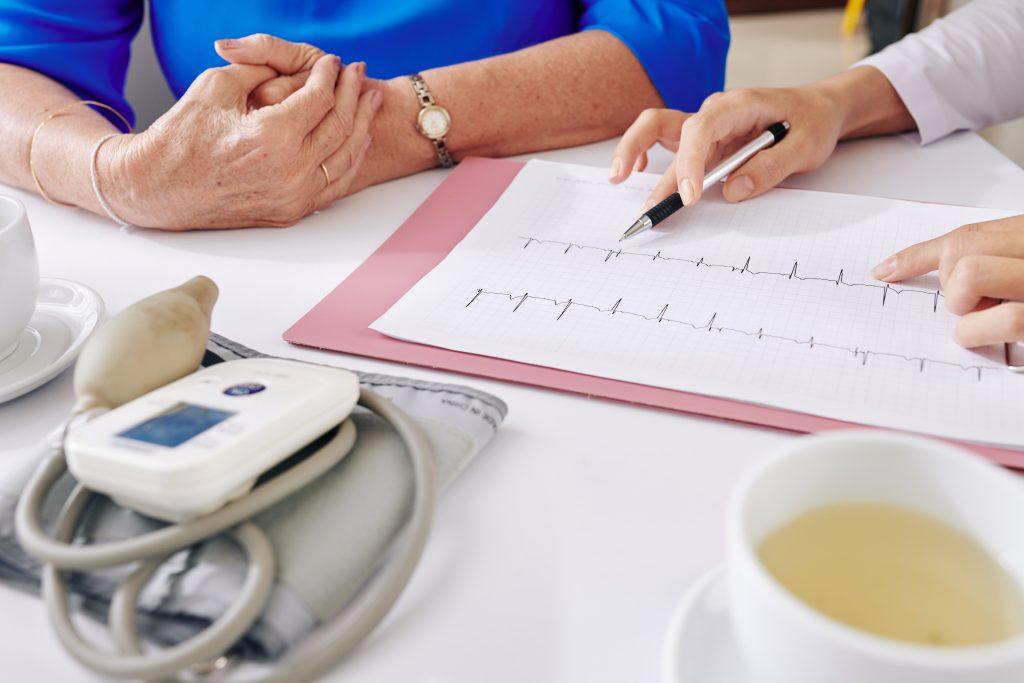 cardiólogo a domicilio
